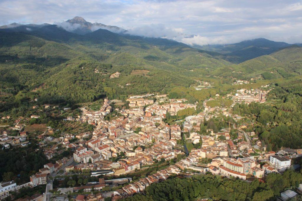 Poble d'Arbúcies