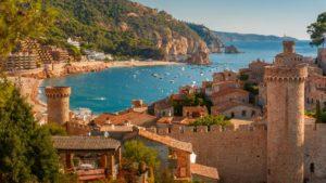 Tossa de Mar població medieval
