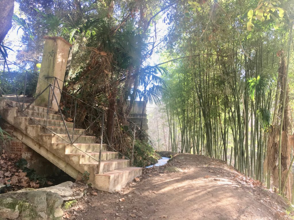 Entrada Parc de la Glorieta